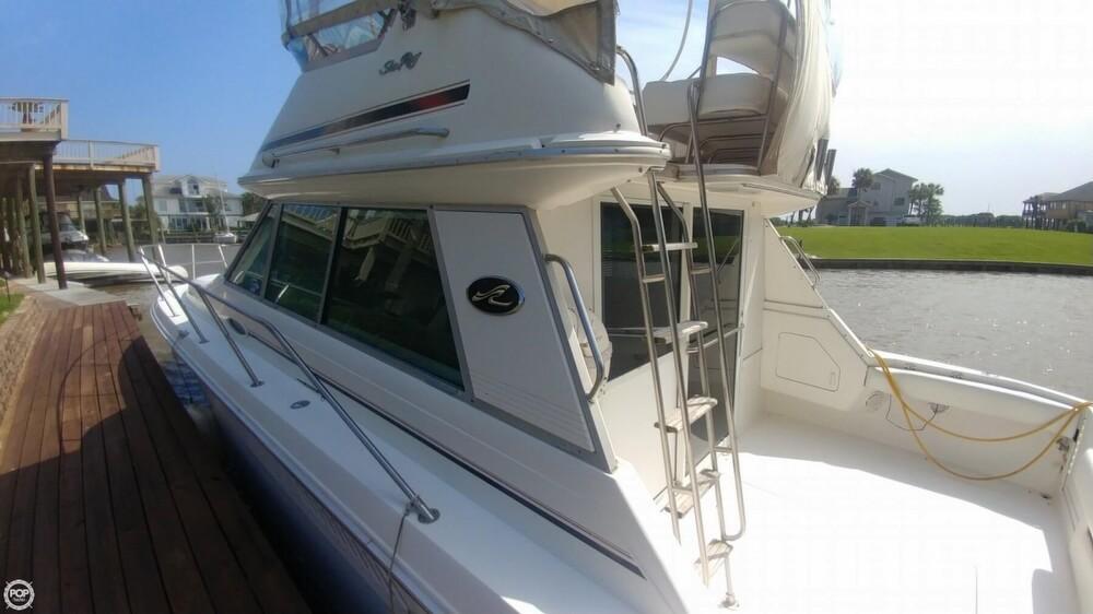1996 Sea Ray boat for sale, model of the boat is 370 Sedan Bridge & Image # 29 of 40
