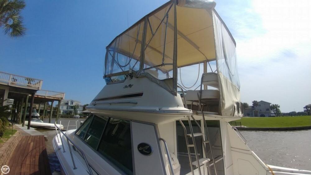 1996 Sea Ray boat for sale, model of the boat is 370 Sedan Bridge & Image # 30 of 40