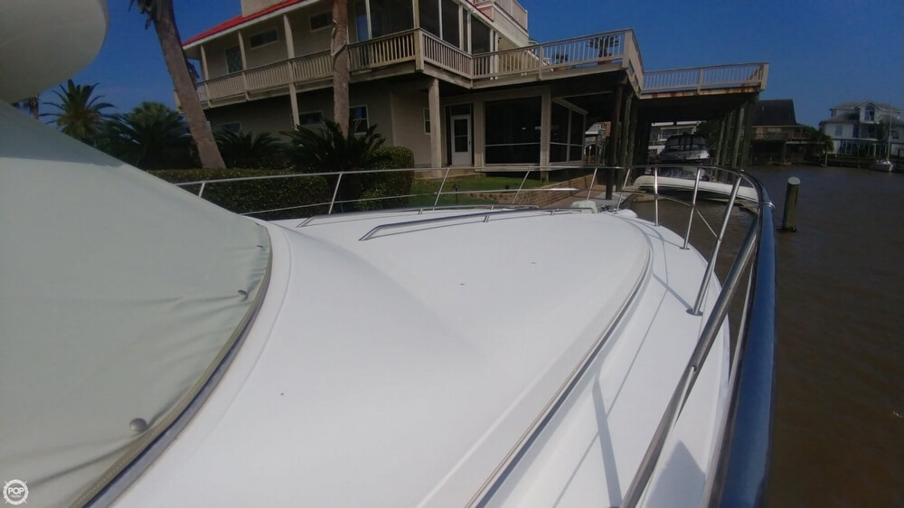 1996 Sea Ray boat for sale, model of the boat is 370 Sedan Bridge & Image # 37 of 40