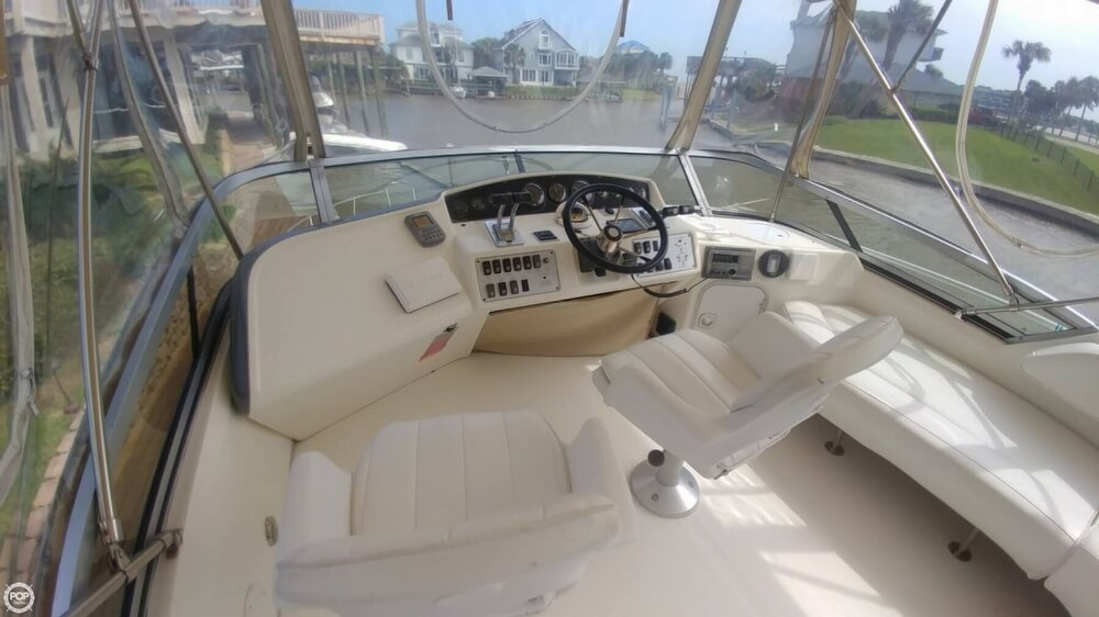 1996 Sea Ray boat for sale, model of the boat is 370 Sedan Bridge & Image # 2 of 40