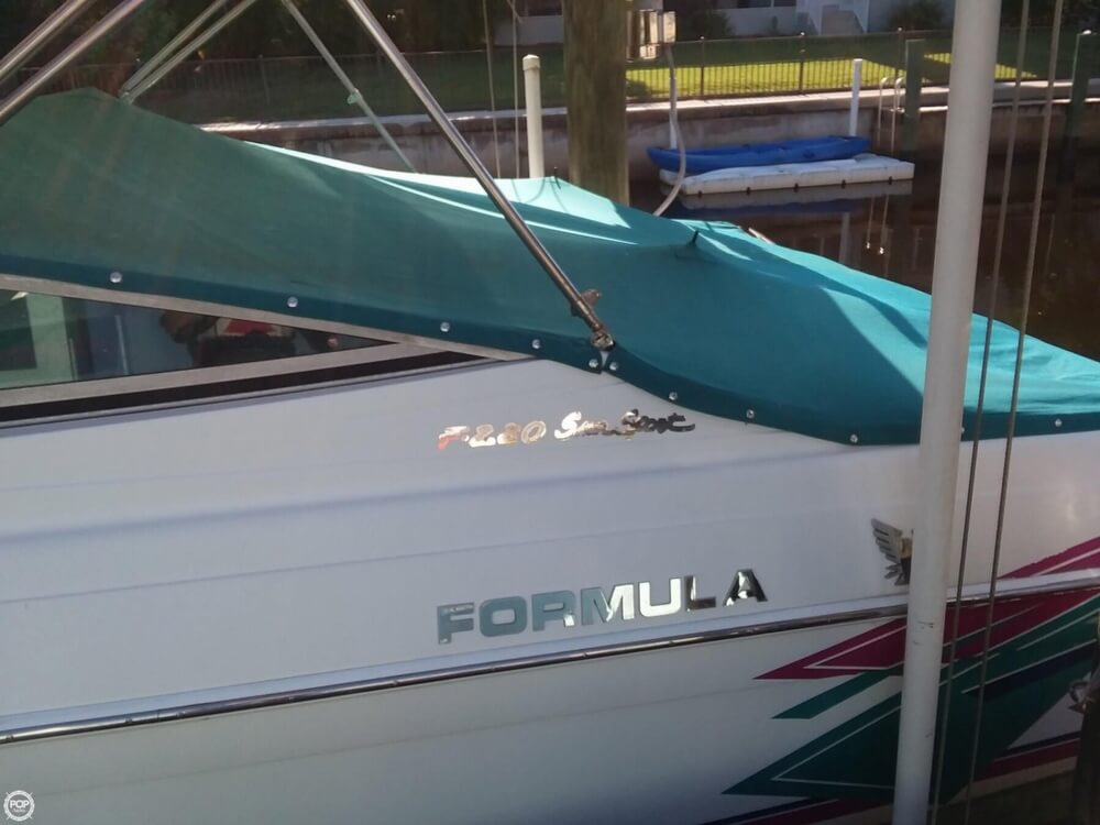 1996 Formula boat for sale, model of the boat is 280 SS & Image # 7 of 40