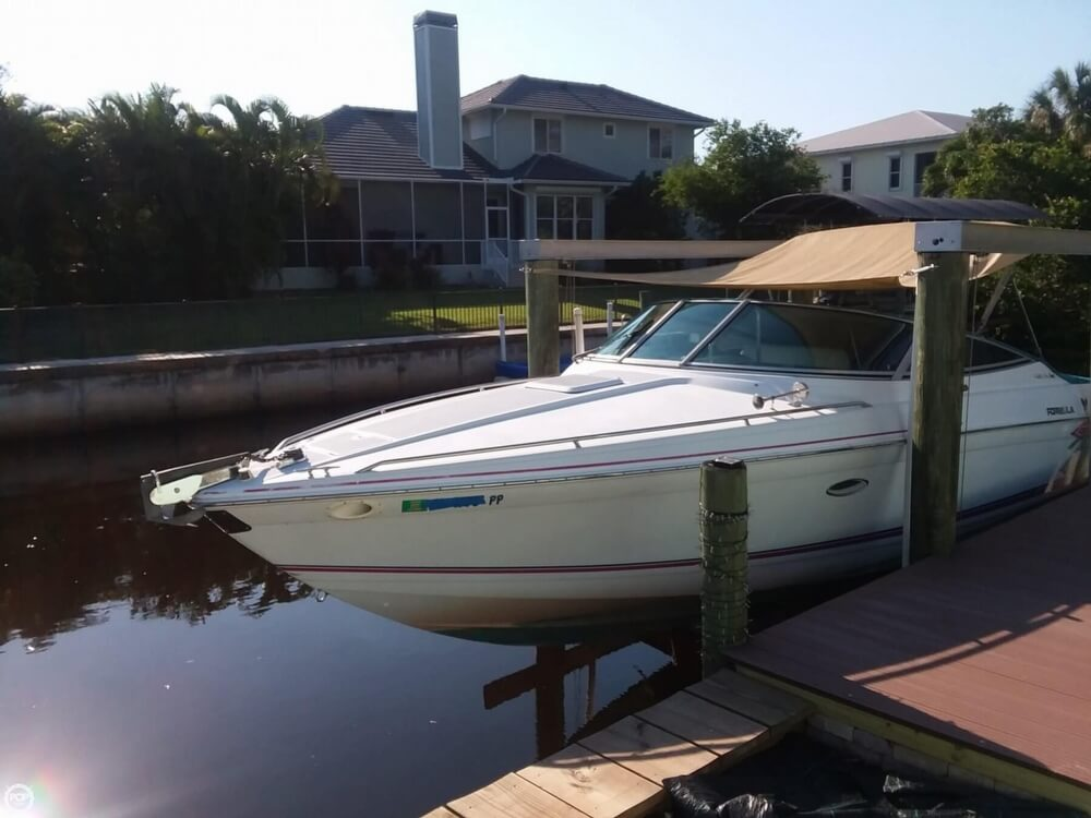 1996 Formula boat for sale, model of the boat is 280 SS & Image # 10 of 40