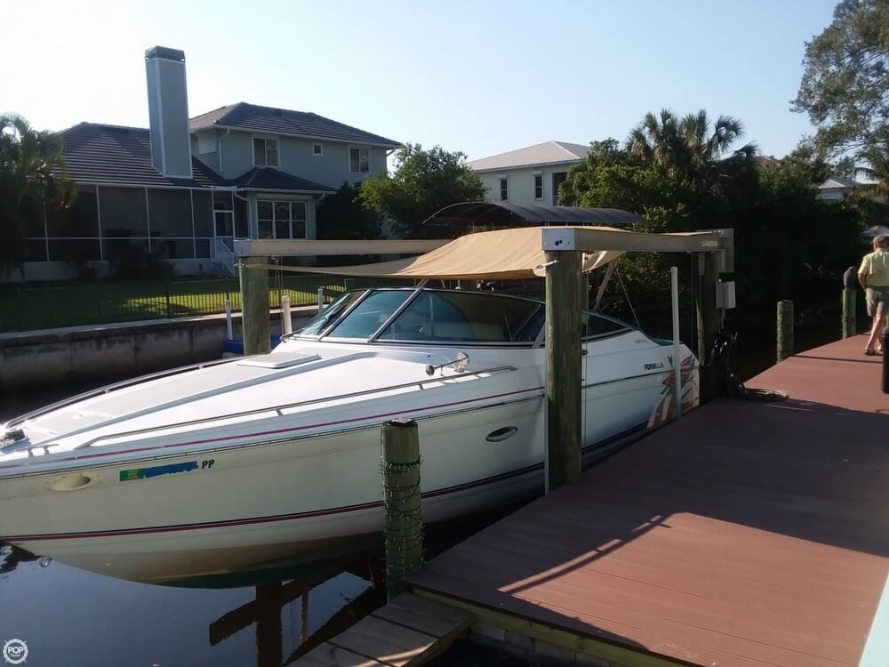 1996 Formula boat for sale, model of the boat is 280 SS & Image # 11 of 40