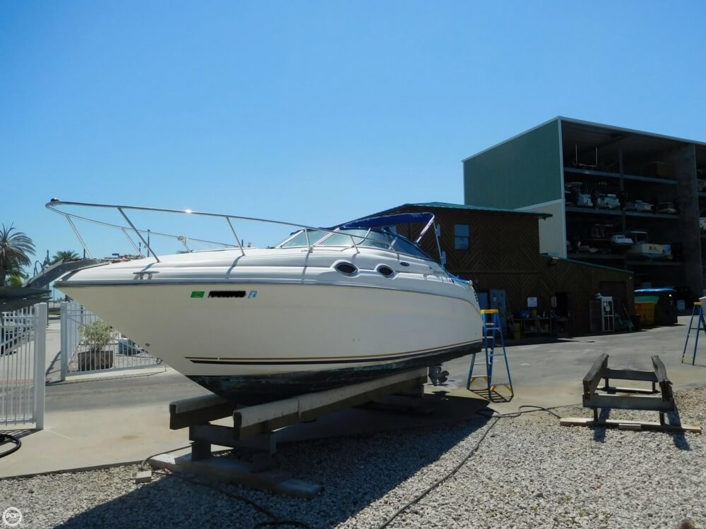 2002 Sea Ray boat for sale, model of the boat is 260 Sundancer & Image # 7 of 40
