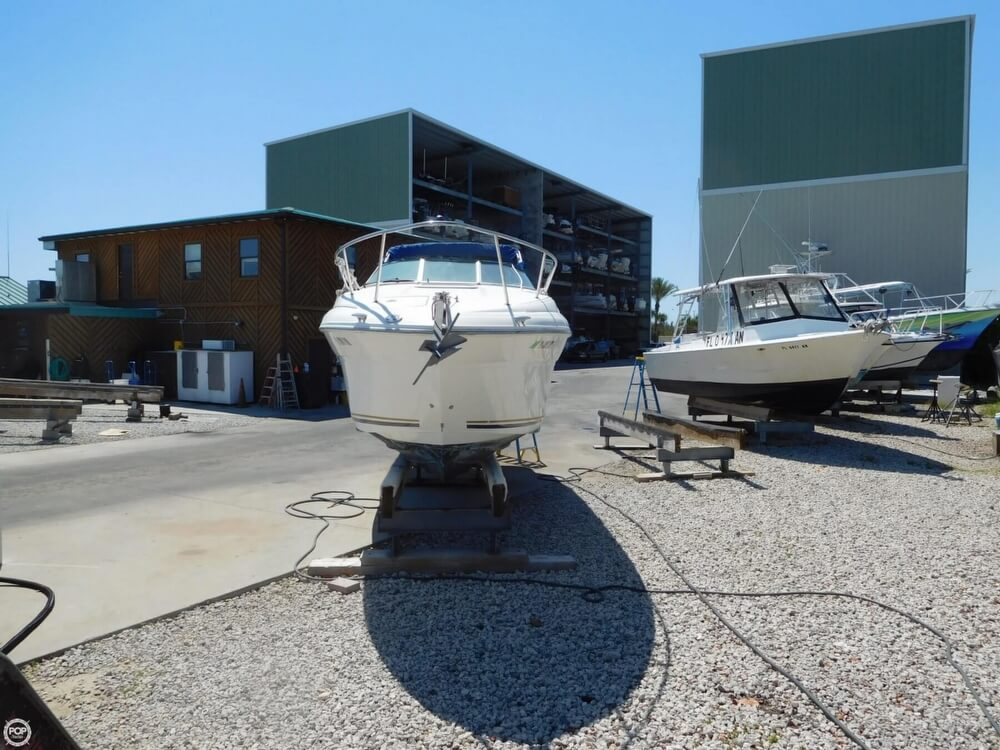 2002 Sea Ray boat for sale, model of the boat is 260 Sundancer & Image # 9 of 40
