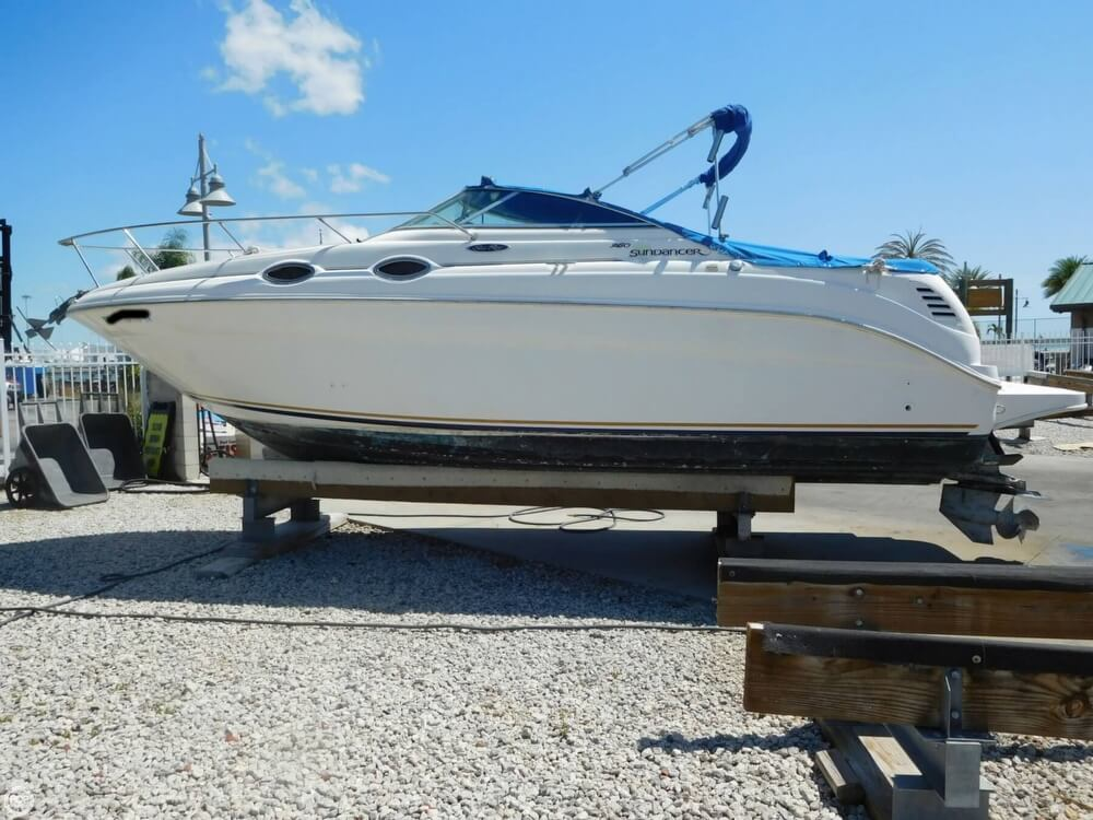 2002 Sea Ray boat for sale, model of the boat is 260 Sundancer & Image # 14 of 40