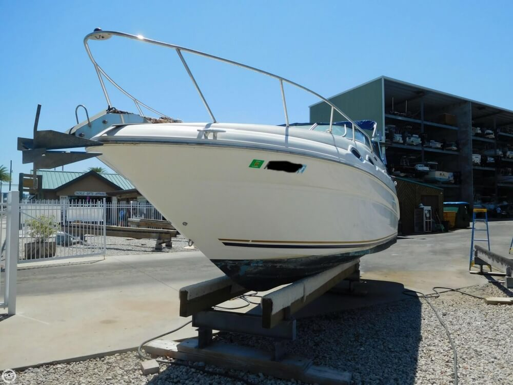 2002 Sea Ray boat for sale, model of the boat is 260 Sundancer & Image # 16 of 40