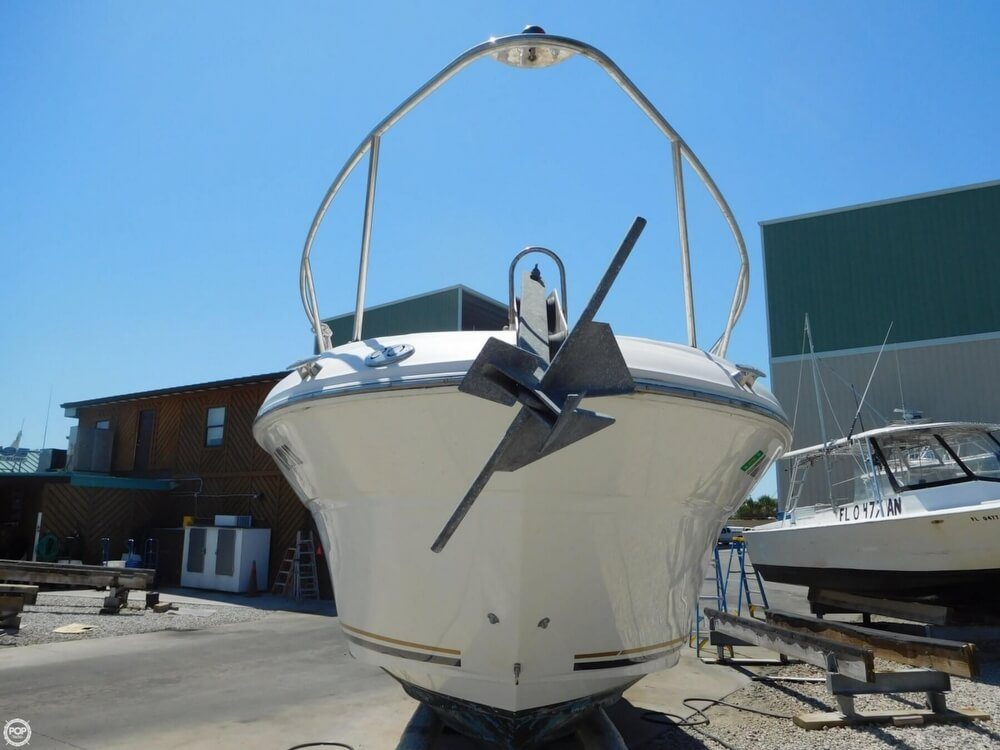 2002 Sea Ray boat for sale, model of the boat is 260 Sundancer & Image # 17 of 40