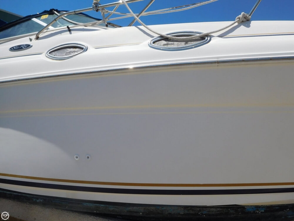 2002 Sea Ray boat for sale, model of the boat is 260 Sundancer & Image # 19 of 40