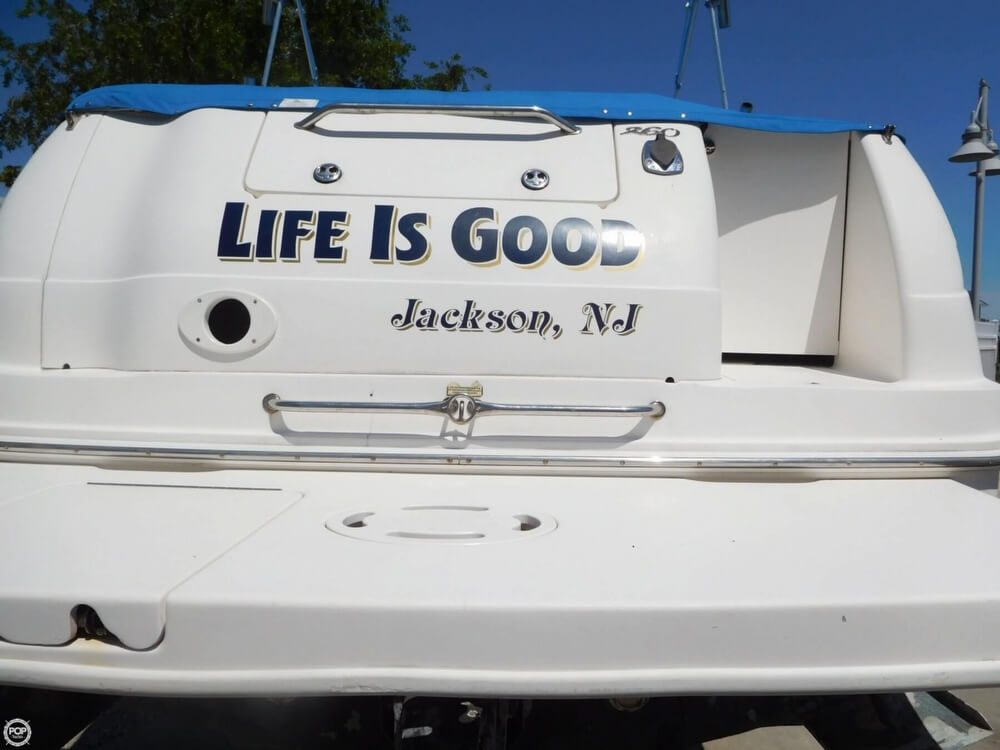 2002 Sea Ray boat for sale, model of the boat is 260 Sundancer & Image # 22 of 40