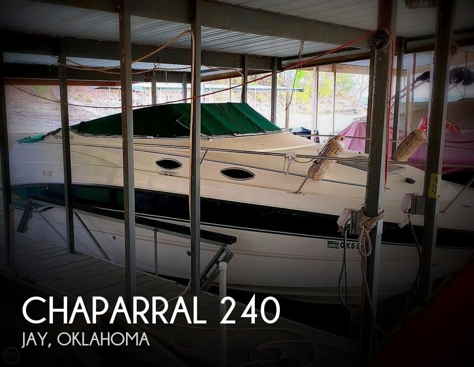 Used Chaparral 24 Boats For Sale by owner | 1998 Chaparral 24
