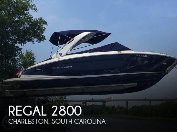 Used Boats For Sale in Charleston, South Carolina by owner | 2015 Regal 28