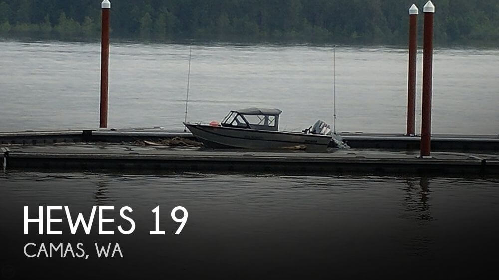 Used HEWES Boats For Sale by owner | 1995 Hewes 19