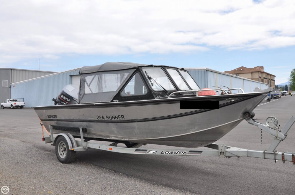 1995 Hewescraft Sea Runner 19 - #$LI_INDEX