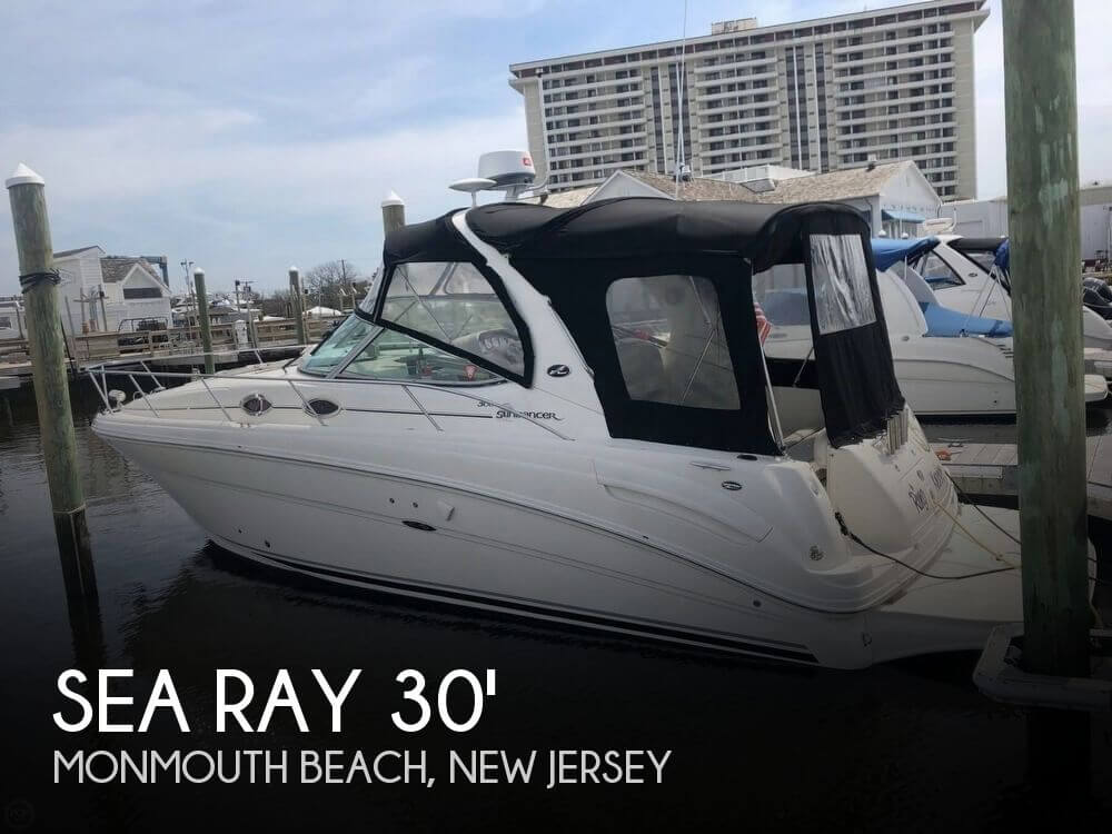Used Sea Ray 30 Boats For Sale by owner | 2007 Sea Ray 30