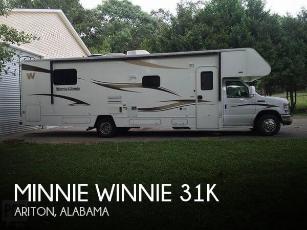 2014 Winnebago Minnie Winnie 32