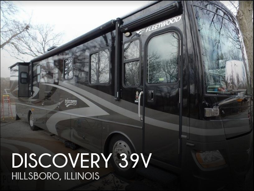 2007 Fleetwood Discovery 39