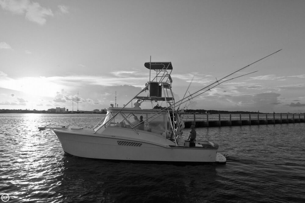 1973 Hatteras boat for sale, model of the boat is Custom & Image # 6 of 40