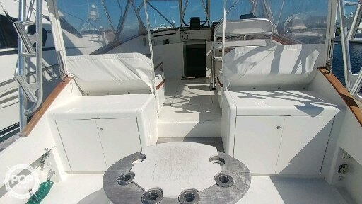 1973 Hatteras boat for sale, model of the boat is Custom & Image # 11 of 40
