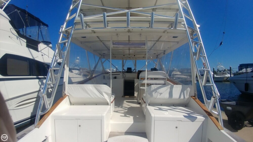 1973 Hatteras boat for sale, model of the boat is Custom & Image # 12 of 40