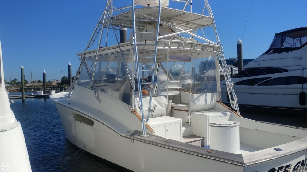 1973 Hatteras boat for sale, model of the boat is Custom & Image # 16 of 40