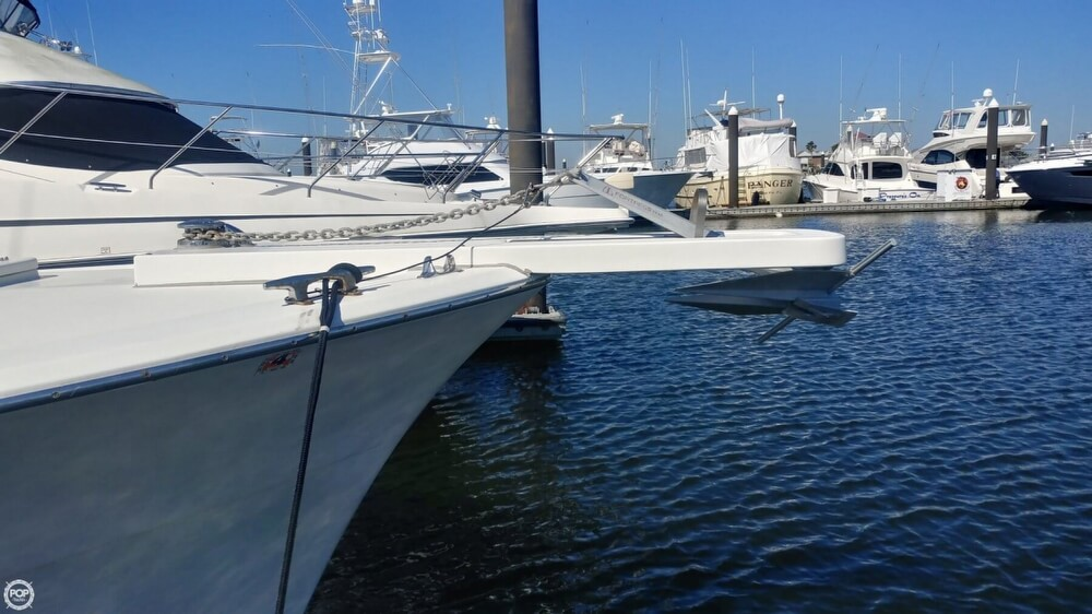 1973 Hatteras boat for sale, model of the boat is Custom & Image # 26 of 40