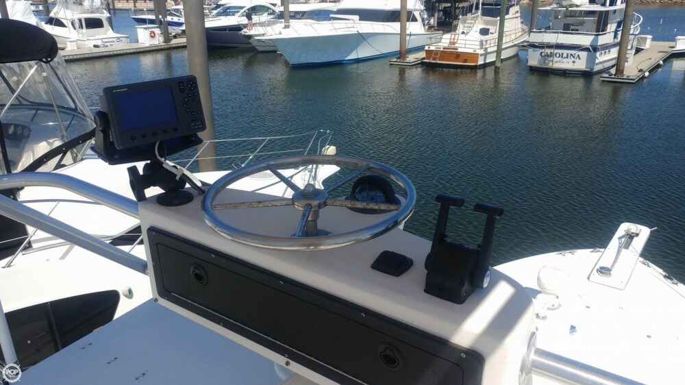 1973 Hatteras boat for sale, model of the boat is Custom & Image # 4 of 40