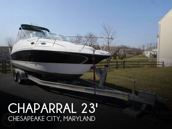 Used Chaparral Boats For Sale in Maryland by owner | 1999 Chaparral 23