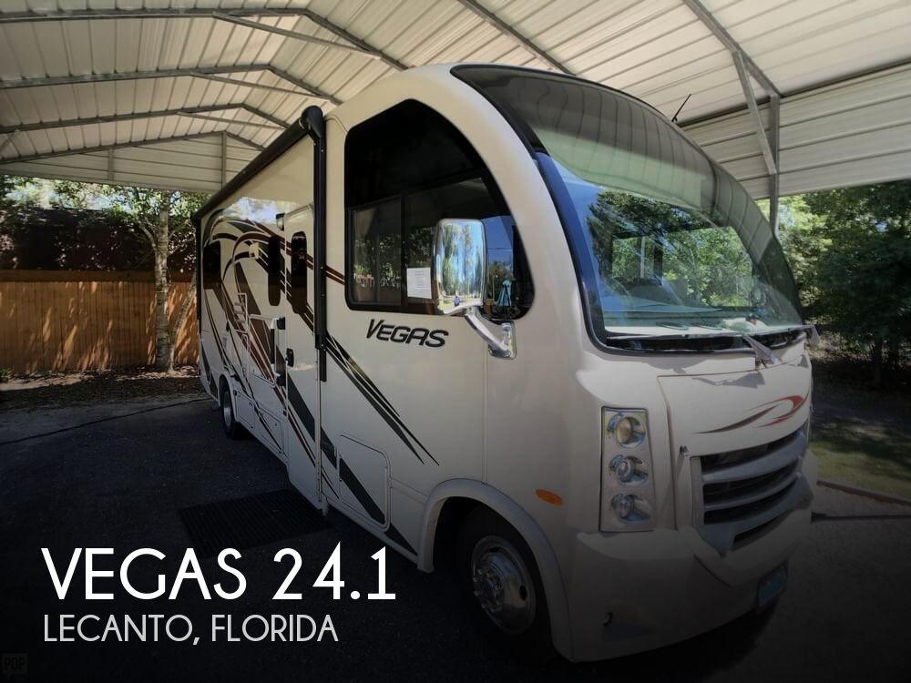 2014 Thor Motor Coach Vegas 24.1