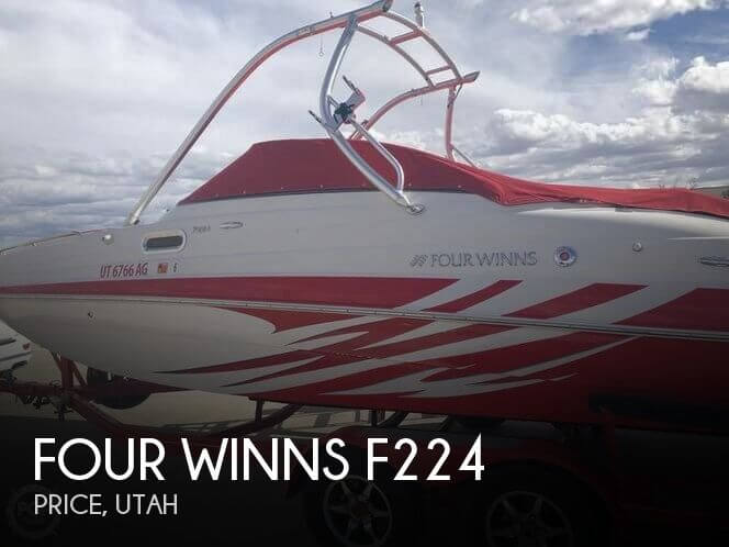 Used Boats For Sale in Utah by owner | 2012 Four Winns 22
