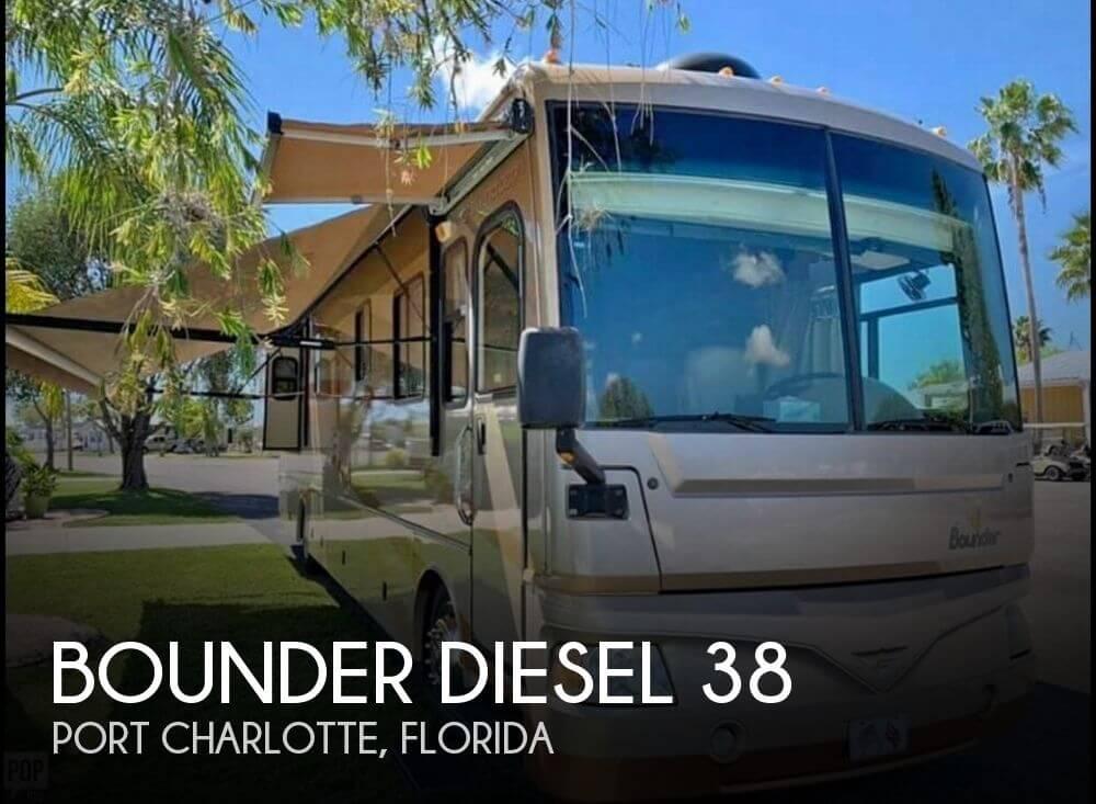 2007 Fleetwood Bounder Diesel 38