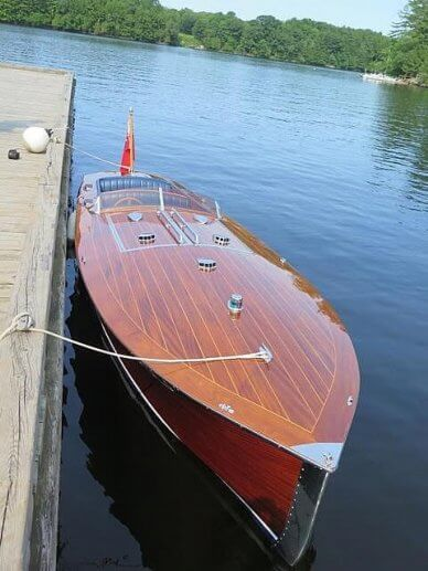 Classic Craft 20 Gentlemens Racer, 20, for sale - $90,000