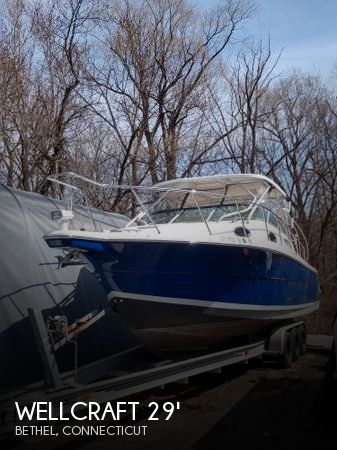 Used Wellcraft 28 Boats For Sale by owner | 2005 Wellcraft 28