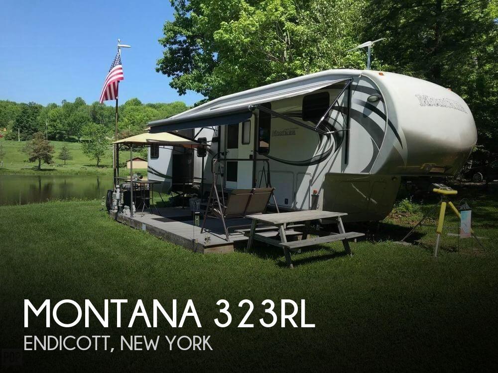 2012 Keystone Montana 38