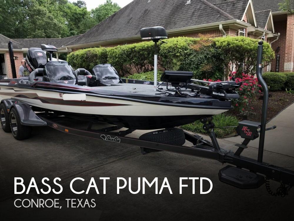 2016 Bass Cat Puma FTD