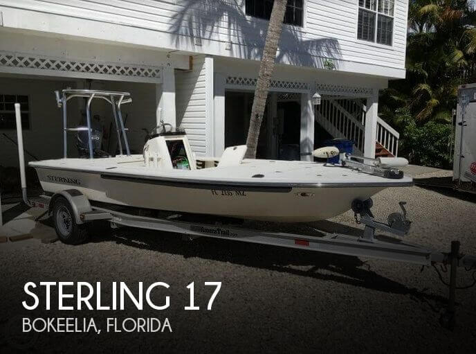 2005 Sterling Powerboats 17
