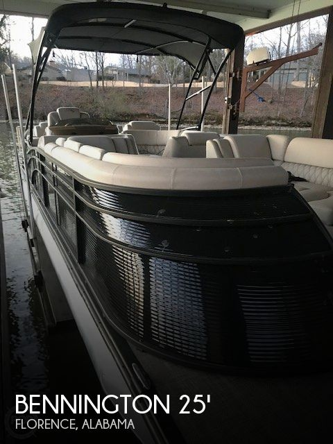 Used Boats For Sale in Alabama by owner | 2015 Bennington 25