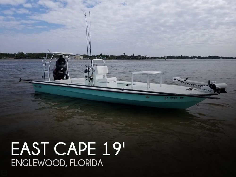 Used East Cape Boats For Sale by owner | 2014 East Cape 19