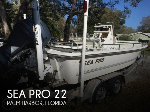 Used Sea Pro Boats For Sale by owner | 2003 Sea Pro 22