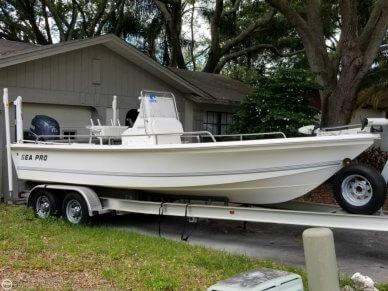 Sea Pro SV2100 CC, 2100, for sale - $19,995