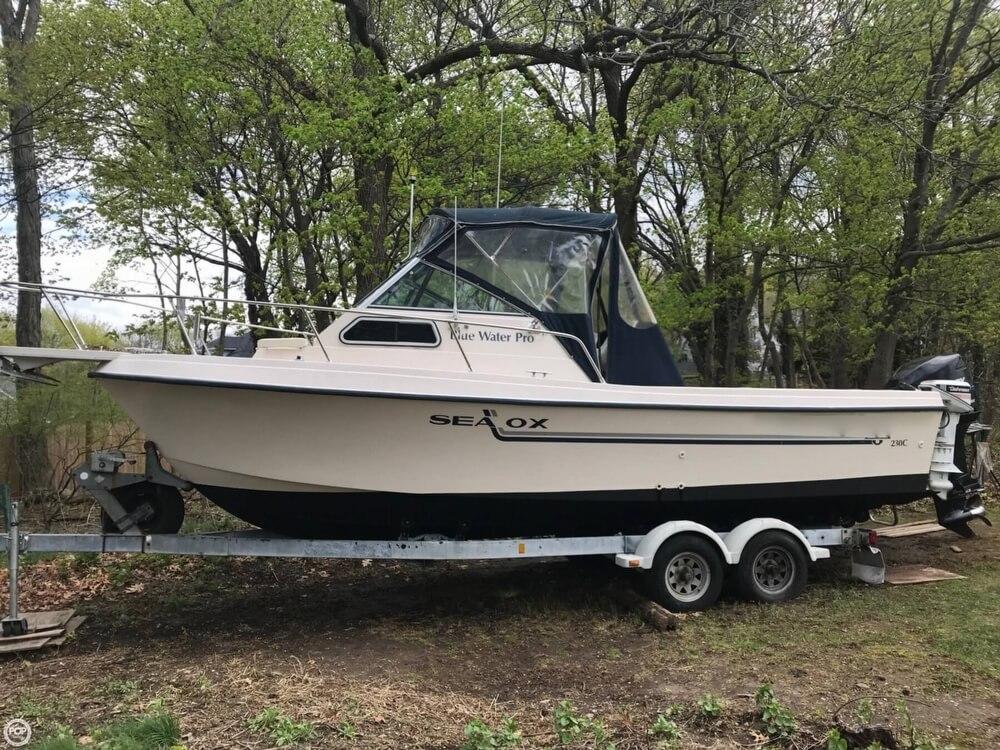 1991 Sea Ox Blue Water Pro 230C - #$LI_INDEX