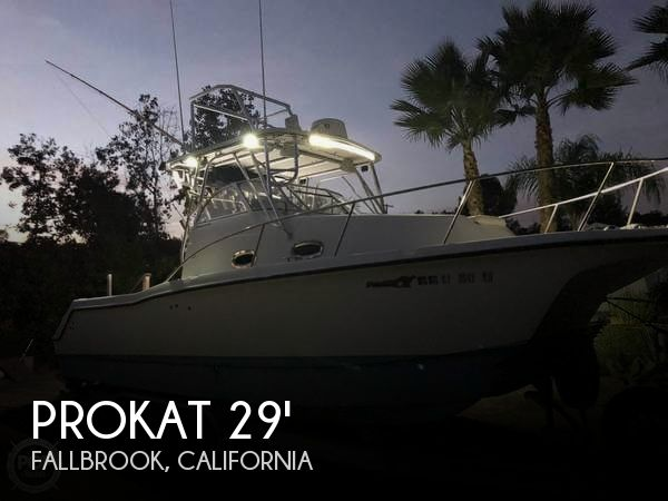 Used ProKat Boats For Sale by owner | 2003 ProKat 29