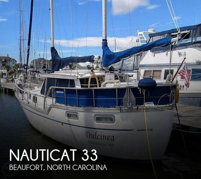 Used Nautica Boats For Sale by owner | 1985 Nauticat 33