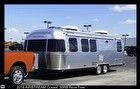 2018 AIRSTREAM CLASSIC 30RB REAR TWIN
