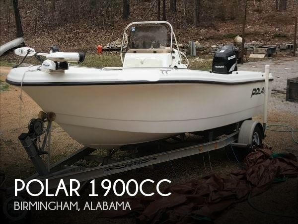 Used Polar Boats For Sale by owner | 2003 Polar 19