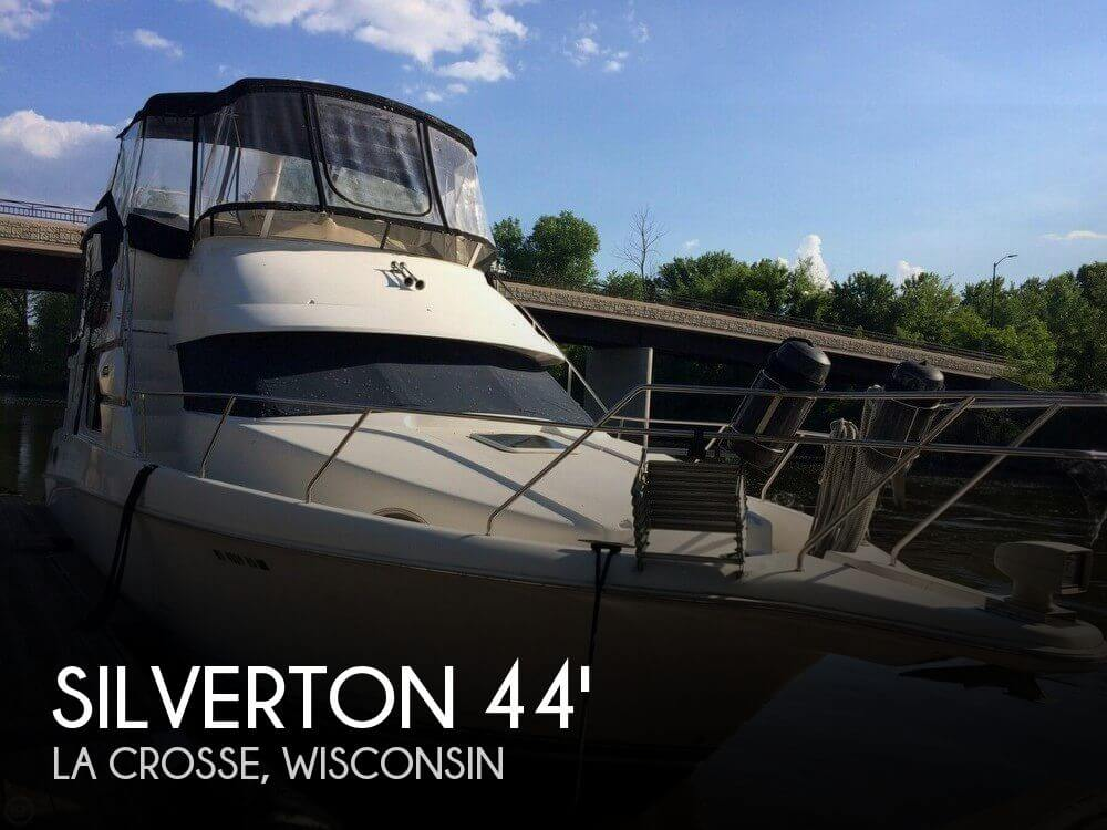 Used Silverton Motoryachts For Sale by owner | 1999 Silverton 392 Motor Yacht
