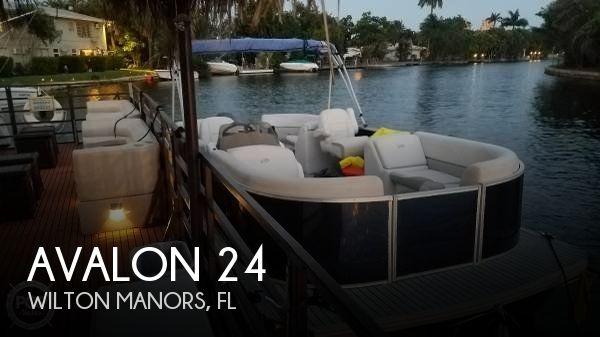 2016 Avalon 24