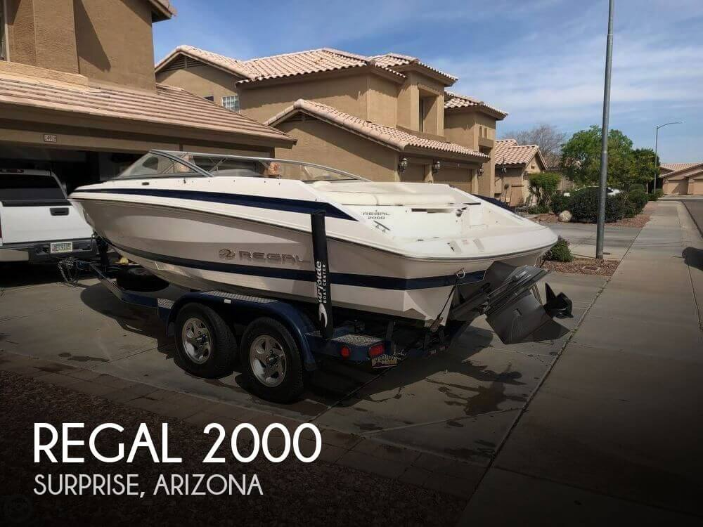 Used Regal 20 Boats For Sale by owner | 2006 Regal 20