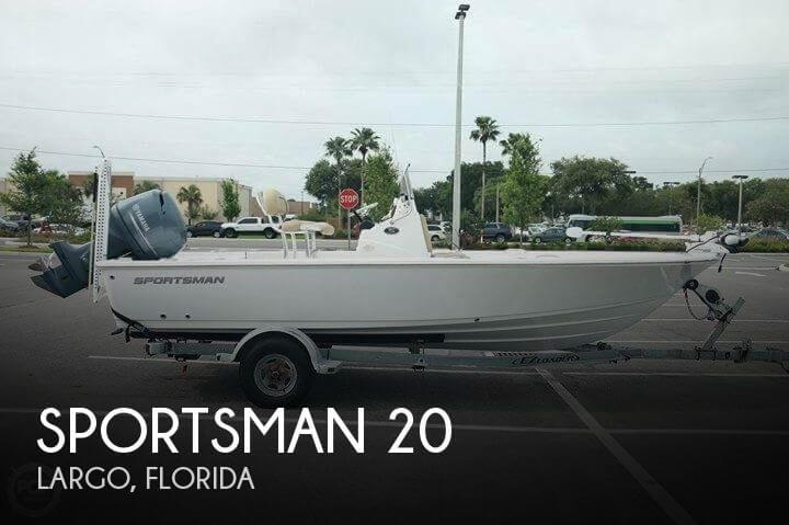 2014 Sportsman 20