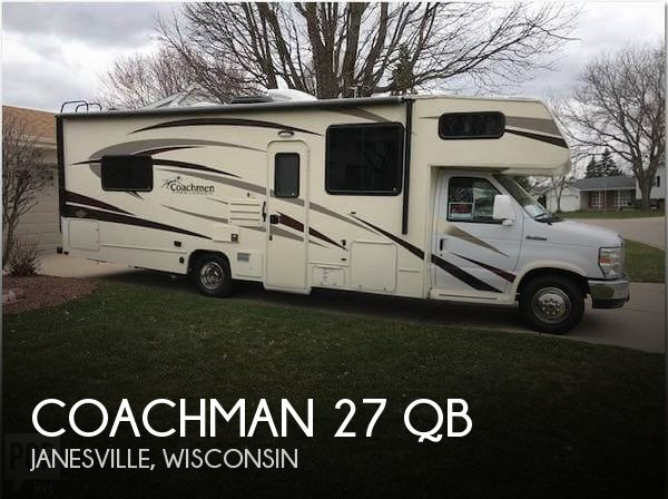 2017 Forest River Coachman 27